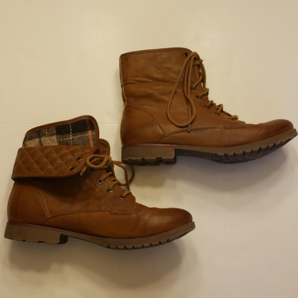 047fb31b38b Rock & Candy Brown boots by Zigi size 10